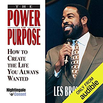 les brown audiobook the power of purpose
