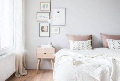 Don't have a headboard? Check out these super and simple no headboard ideas that you can try today. #homedecor #bedroomideas